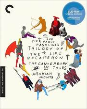 CRITERION COLLECTION: TRILOGY OF LIFE (3PC) - BLURAY - Region A - Sealed