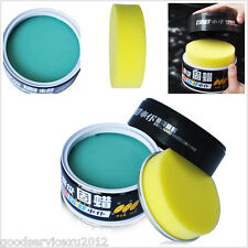 Practical Dark Color Automobile Renew Paint Anti-Scratches Glossy Soft Solid Wax
