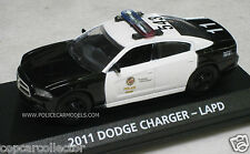 Motormax 1/43 LAPD Los Angeles Police Department Dodge Charger