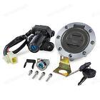 Ignition Switch Lock Fuel Gas Cap Key For Yamaha YZF-R1 YZF R6 06 07 08 09 10 11