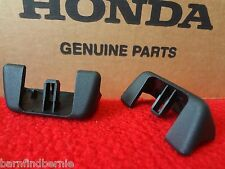 OEM Honda Pilot Touring Rear Door Sun Shade Hook Clip MOUNT Kit Black 2009-2015