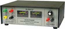 ELENCO XP-581A QUAD VARIABLE DC POWER SUPPLY