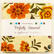 "Moda Charm Pack - Perfectly Seasoned - 42 x 5"" squares"