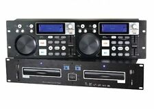 CDJ-6600 Dual DJ CD Player con USB/SD