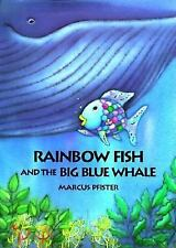 Rainbow Fish and the Big Blue Whale by Marcus Pfister (1998, Hardcover)