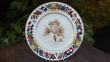 Admiral Nimitz World War 2 Plate USA Allied Nations Commemorative Series