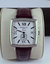 Raymond Weil Automatic Dress Mens Watch in Excellent Condition Model 2836