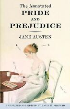 The Annotated Pride and Prejudice by David M. Shapard and Jane Austen (2007, Pap
