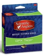 Scientific Anglers Mastery Textured GPX WF-8-F Fly Line -New - Green-  SALE