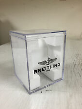 Breitling Superocean Chronomat Clear Watch Storage Box Display Desk Pen Case