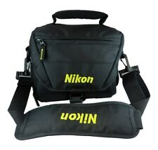 Genuine Nikon Digital DSLR SLR Shoulder Camcoder Camera carry Bag