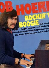 ROB HOEKE rockin the boogie HOLLAND EX LP 1973