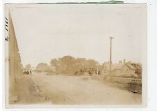 CROSS & KIPPEN RD, FINTRY: Publisher's photograph to produce postcards (C17717)