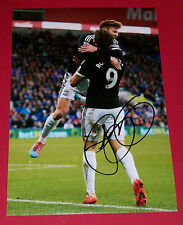 JAY RODRIGUEZ ADAM LALLANA SOUTHAMPTON HAND SIGNED 12X8 AUTOGRAPH PHOTO SOCCER