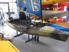 New 2017 Hobie Pro Angler 14 Camo Fishing Kayak with VIDEO reverse mirage dealer
