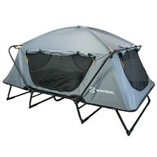 Winterial Oversize- Double Outdoor Tent Cot / Camping / Family Camping /CHAIR-