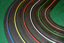 HO & 1/32 Scale Slot Car Track 6 Lane Marking and Finish Line Tape