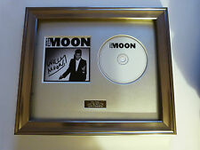 SIGNED/AUTOGRAPHED WILLY MOON -HERE'S WILLY MOON FRAMED PRESENTATION. RARE