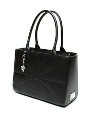 Lux de Ville Elvira Lucky Me Tote in Black Matte Purse