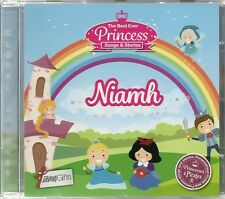 NIAMH - THE BEST EVER PRINCESS SONGS & STORIES PERSONALISED CHILDREN'S CD