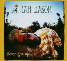Jah Mason-never give up CD