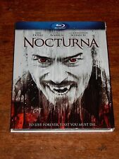 Nocturna (Blu-ray Disc, 2015) NEW