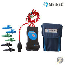 Metrel A1214 Easi Switch Adaptor Kit for testers + Croc Clips + Soft Carry Bag