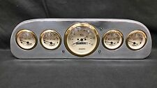 60 61 62 63 FORD FALCON GAUGE CLUSTER GOLD