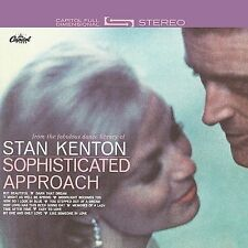 Sophisticated Approach  by Stan Kenton (CD, May-2006, Capitol Jazz)
