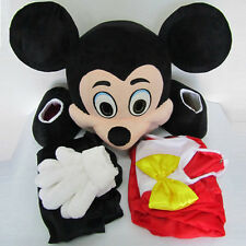 Hot Sale Mickey Mouse Adult Mascot Costume Party Clothing Fancy Dress Suit