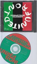 CD--ARRESTED DEVELOPMENT--UNITED FRONT--PROMO