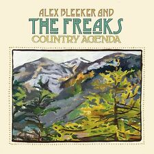 ALEX AND THE FREAKS BLEEKER - COUNTRY AGENDA  CD NEU