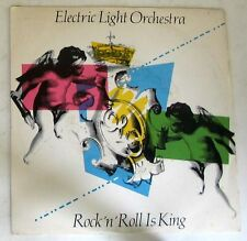 """ELECTRIC LIGHT ORCHESTRA - ROCK 'N' ROLL IS KING - AFTER ALL - 45gg 7"""" NUOVO"""