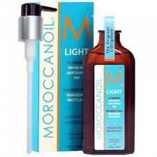 Moroccanoil Oil Treatment LIGHT 3.4 oz - New/ Sealed With Pump Fast shipping