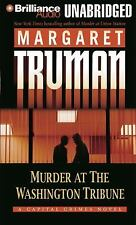Capital Crimes: Murder at the Washington Tribune by Margaret Truman (2005) LARGE
