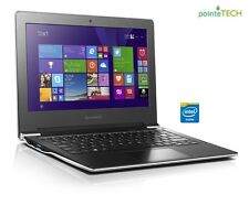 "Lenovo S21e 11.6"" Laptop Intel Celeron N2840 2.16GHz 2GB Memory 32GB SSD Win8.1"