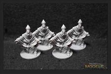 Zombicide Black Plague Kickstarter Exclusive 4x Bishop Zombies