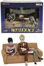 Neca Beetlejuice The Couch Scene 4 Piece Diorama Set New