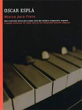 Espla Musica Para Piano Learn to Play SPANISH Piano Sheet Music Book