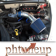 BLUE 2001-2009 CHRYSLER PT CRUISER 2.4 2.4L NON-TURBO AIR INTAKE KIT + FILTER