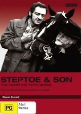 Steptoe and Son: Series 5 DVD -  R4 - Brand New - Free Postage