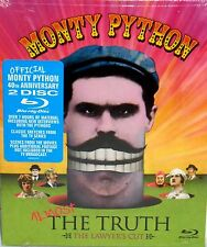 Monty Python: Almost the Truth 2 BLU-RAY Disc Lawyers Cut Anniversary TV Movies