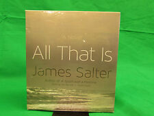 All That Is: A Novel Audio CD – Audiobook, Unabridged by James Salter (Author),