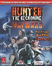 Hunter - The Reckoning Wayward : Prima's Official Strategy Guide by Tri Pham...