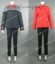 Star Trek Online Halloween Uniform Suit Set Cosplay Costume J001