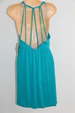 New Roxy Swimsuit Bikini Cover Up Dress Size L Sun Bleached Dress