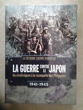 22925 // LA GUERRE CONTRE LE JAPON  1941-1945 COFFRET 4 DVD NEUF