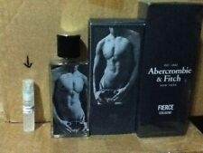 Abercrombie & Fitch Men's Fierce Cologne EDC 5ml/0.17oz Sample Travel Sprayer
