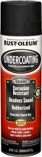 Rust-Oleum 248657 Automotive Rubberized Undercoating Spray Paint - Black