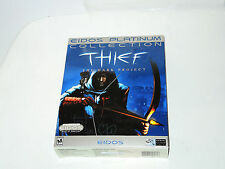 THIEF : THE DARK PROJECT new complete Big Box version sealed